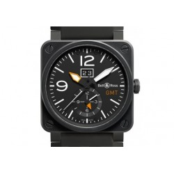 Bell&Ross Aviation automatique BR 03-51 noir mat céramique 42 MM