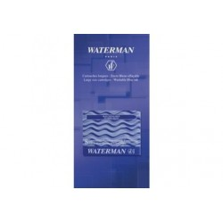 stylo waterman bordeaux