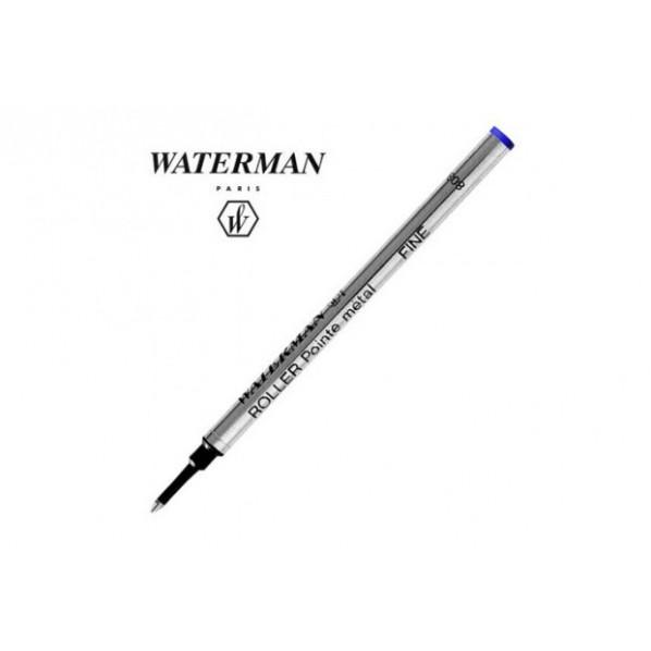Waterman recharge roller waterman noir