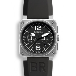 Bell&Ross Aviation automatique BR 03-94 acier 42 MM