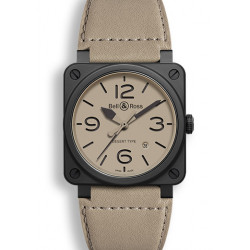 Bell&Ross Aviation Automatique BR 03-92 désert type 42 MM