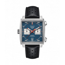 Tagheuer Monaco automatique chronographe calibre 11 diam 39mm