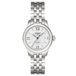 Tissot le locle femme automatique bracelet acier