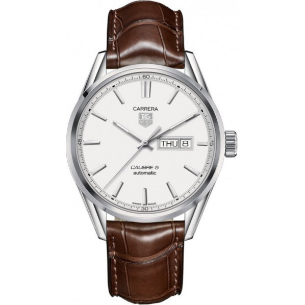 TagHeuer Carrera 41 mm automatique calibre 5 jour/date