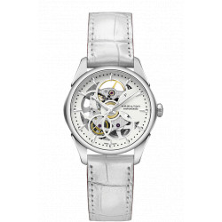Hamilton Jazzmaster femme Viewmatic Squeleton automatique