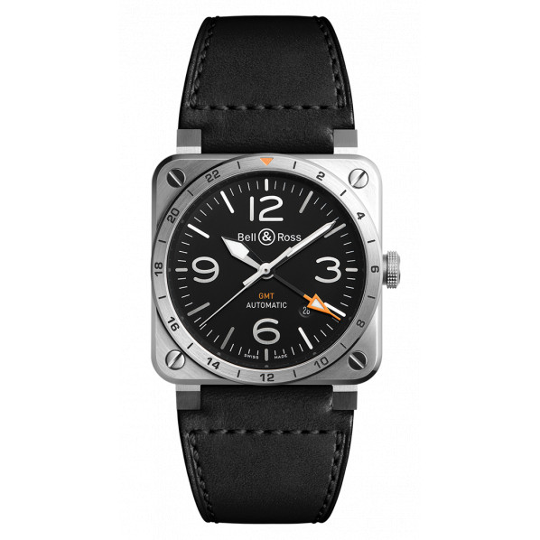 Bell&Ross Aviation automatique BR 03-93 GMT
