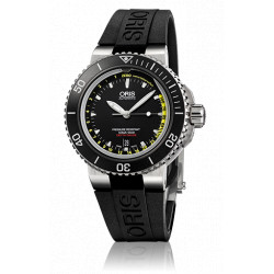 Oris aquis depth gauge 46 mm automatique profondimètre mécanique