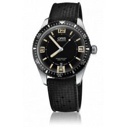 Oris diver sixty-five automatique original 40mm bracelet caoutchouc