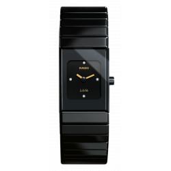 Rado Céramica jubile céramique noir femme