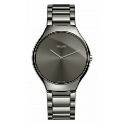 RADO TRUE THINLINE Céramique haute technologie plasma