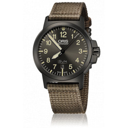 ORIS BC3 ADVANCED, JOUR DATE