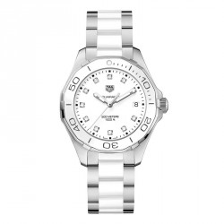 TAGHEUER AQUARACER LADY QUARTZ