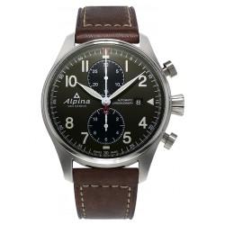 Alpina quartz startimer Automatique chronographe big date