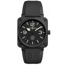 BELL&ROSS 01-92 10TH ANNIVERSAIRE automatique