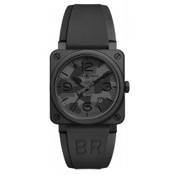 BELL&ROSS 03-92 automatique Black Camo