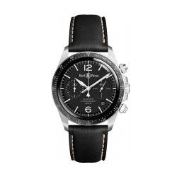 BELL&ROSS BR V2-94 BLACK STEEL