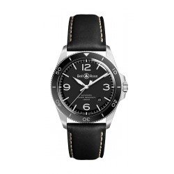 BELL&ROSS BR V2-92 BLACK STEEL