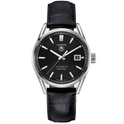 Tagheuer Carrera WAR211A.FC6180 automatique bracelet alligator