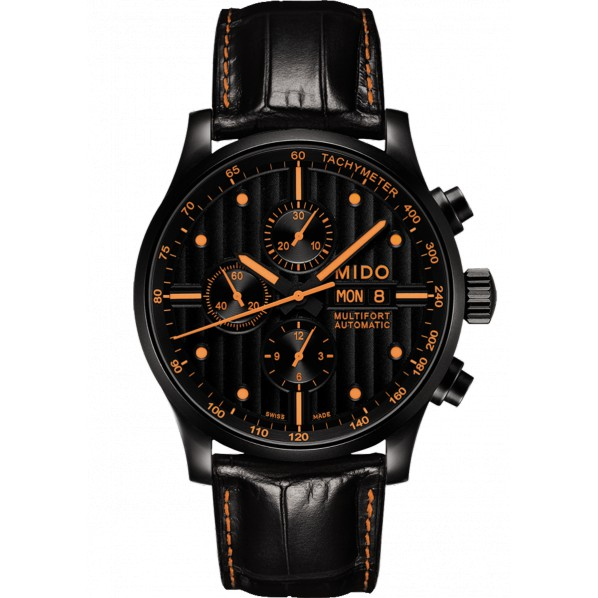 MIDO Multifort chronographe edition spéciale ii