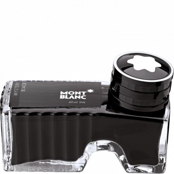 MONTBLANC Flacon d'encre Mystery Black, 60 ml