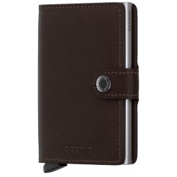 SECRID Miniwallet M-original darkbrown