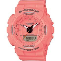 G-SHOCK rouge ref GA-100B-4AER