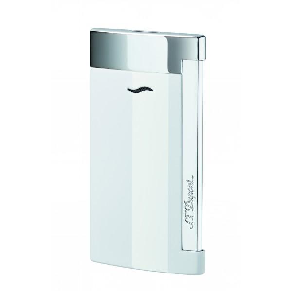 DUPONT SLIM 7 laque blanc