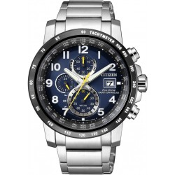 CITIZEN CHRONO ECO-DRIVE RADIO CONTROL