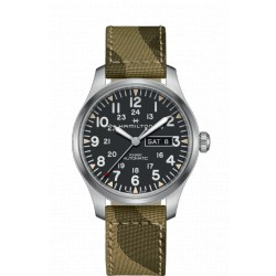 HAMILTON KHAKI PILOT DAY DATE AUTO