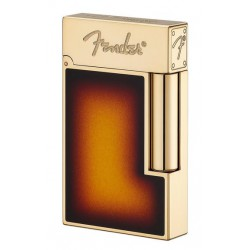 S.T DUPONT BRIQUET LIGNE 2 LAQUE NATURELLE FINITION OR
