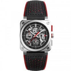 BELL&ROSS BR 03-94 AÉRO GT ROUGE