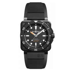 BELL&ROSS 03-92 DIVER CERAMIQUE automatique