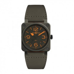 Bell&Ross Aviation automatique BR 03-92 CERAMIQUE 42 MM