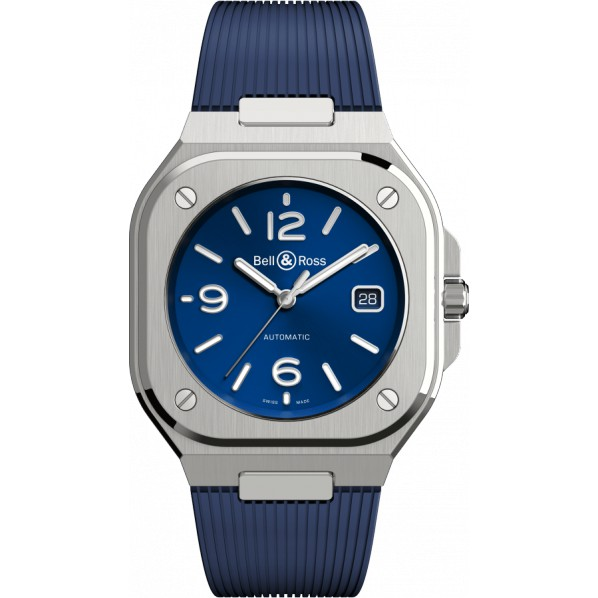 BELL&ROSS BR 05 BLUE STEEL