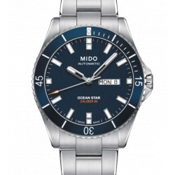 MIDO OCEAN STAR 600 DIVER AUTOMATIQUE