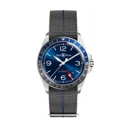 BELL&ROSS BR V2-93 GMT BLUE