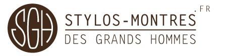 Stylos Montres des Grands Hommes