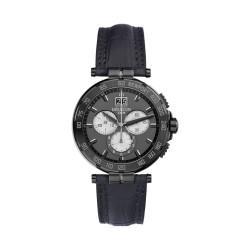 M Herbelin Newport chrono gris