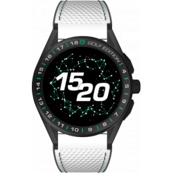 Tagheuer Connected Edition golf