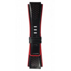 BELL&ROSS Bracelet Aéro GT rouge BR X1 - BR 01 - BR 03
