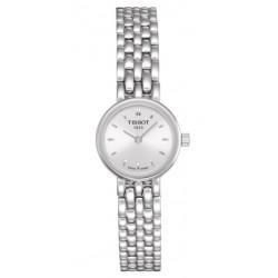 Tissot quartz femme T-Trend Lovely cadran blanc
