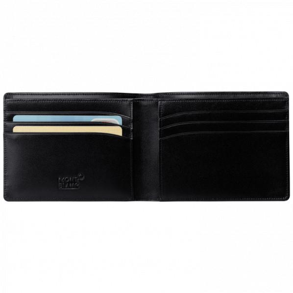 Montblanc Meisterstück porte 6 cartes de crédit / billets