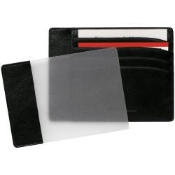 Montblanc Meisterstück porte papier extra plat avec 4 CC