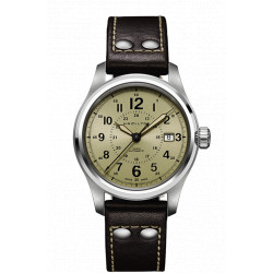 Hamilton Khaki Field officier 40 mm automatique
