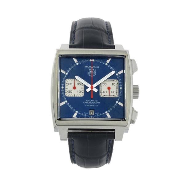 Tagheuer Monaco automatique chrono calibre12 39 mm