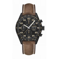 TAGHEUER CARRERA CHRONO CALIBRE 16 TITANIUM 43 MM