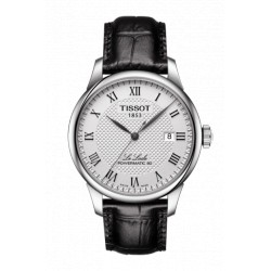 TISSOT LE LOCLE POWERMATIC 80 bracelet cuir