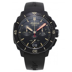 ALPINA SEASTRONG DIVER 300 CHRONO QUARTZ