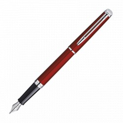 WATERMAN plume HEMISPHERE LAQUE bordeaux