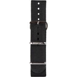 Bracelet nato briston nylon noir